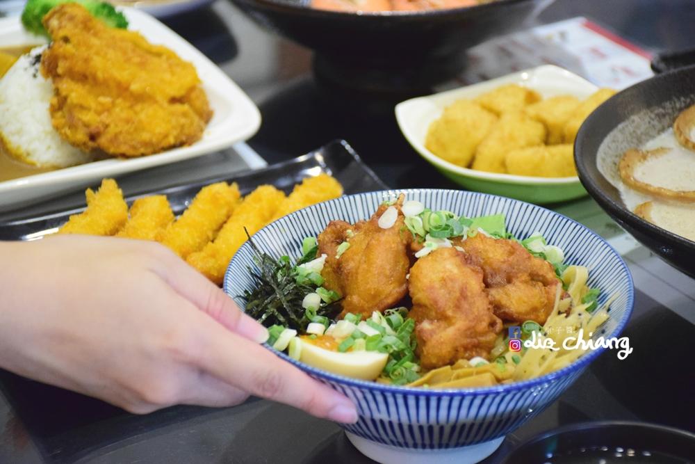 大里美食-大勝食堂-定食-商業午DSC_0060Liz chiang 栗子醬-美食部落客-料理部落客