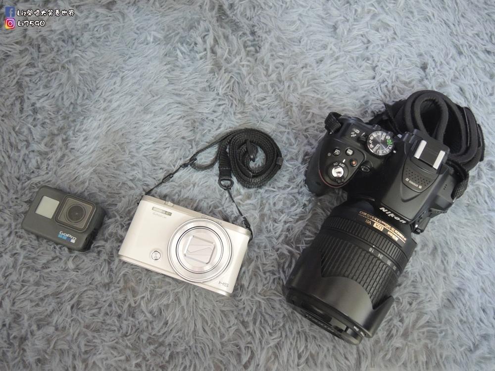 【3C】Liz的相機配備D5300,ZR5000,gopro hero 6 black介紹