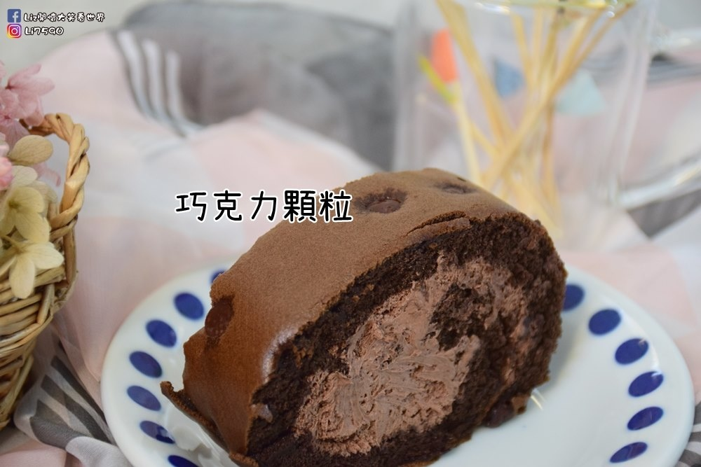 【甜點】亞尼克生乳捲DSC_0704Liz開懷大笑看世界.JPG