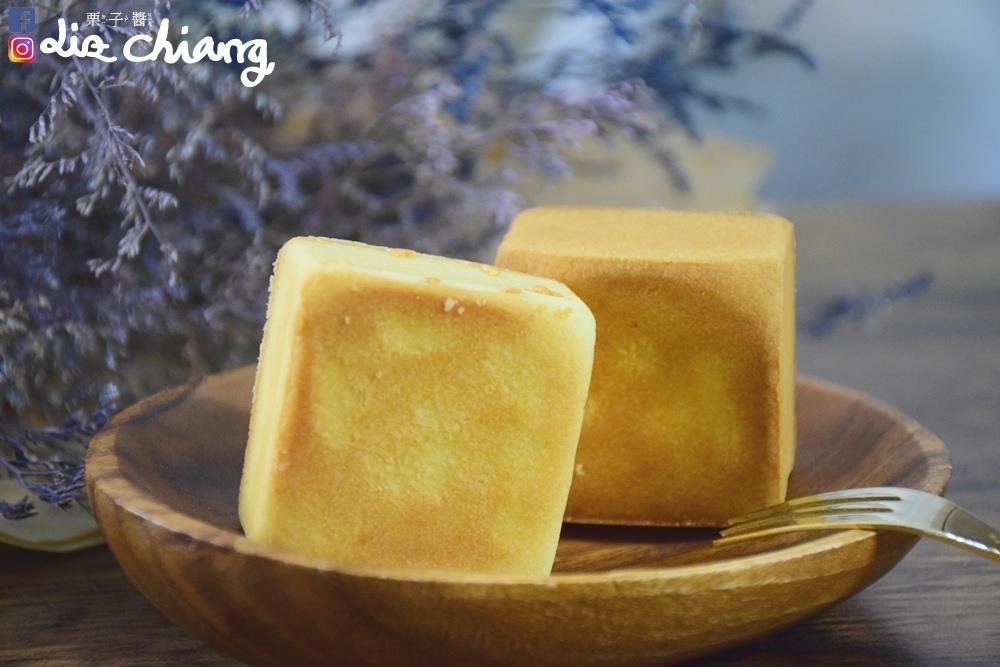 食蔬茶齋,洛神花酥,梅子酥DSC_0044Liz chiang 栗子醬.JPG