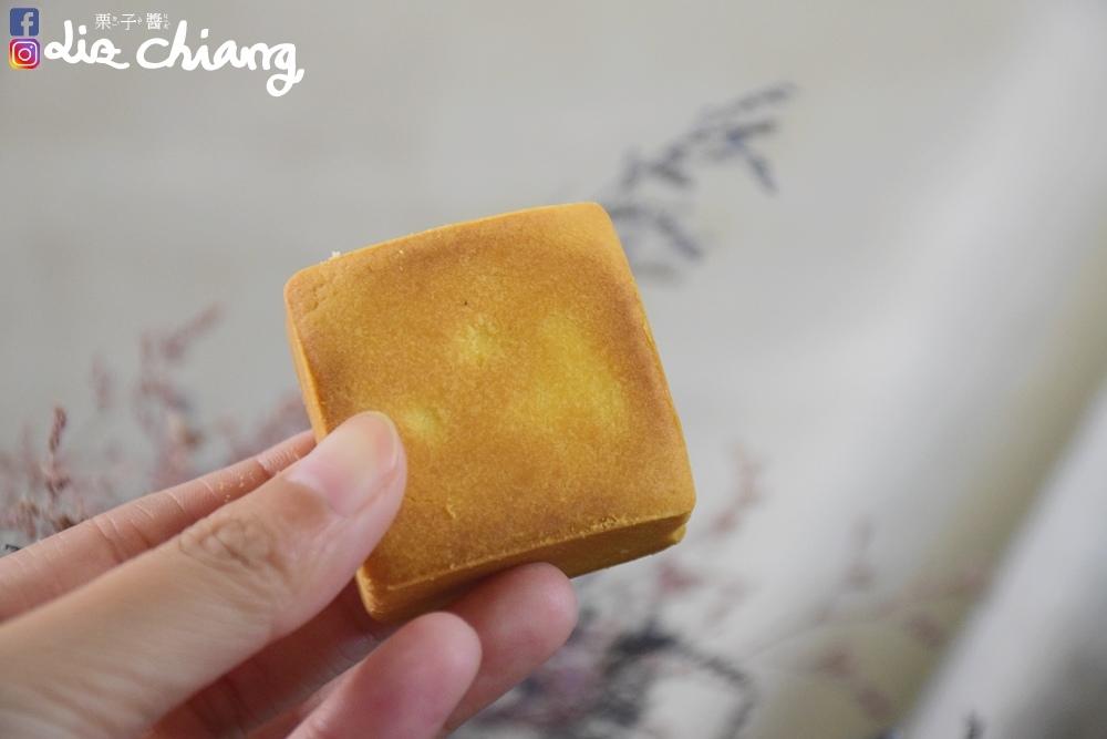 食蔬茶齋,洛神花酥,梅子酥DSC_0054Liz chiang 栗子醬.JPG