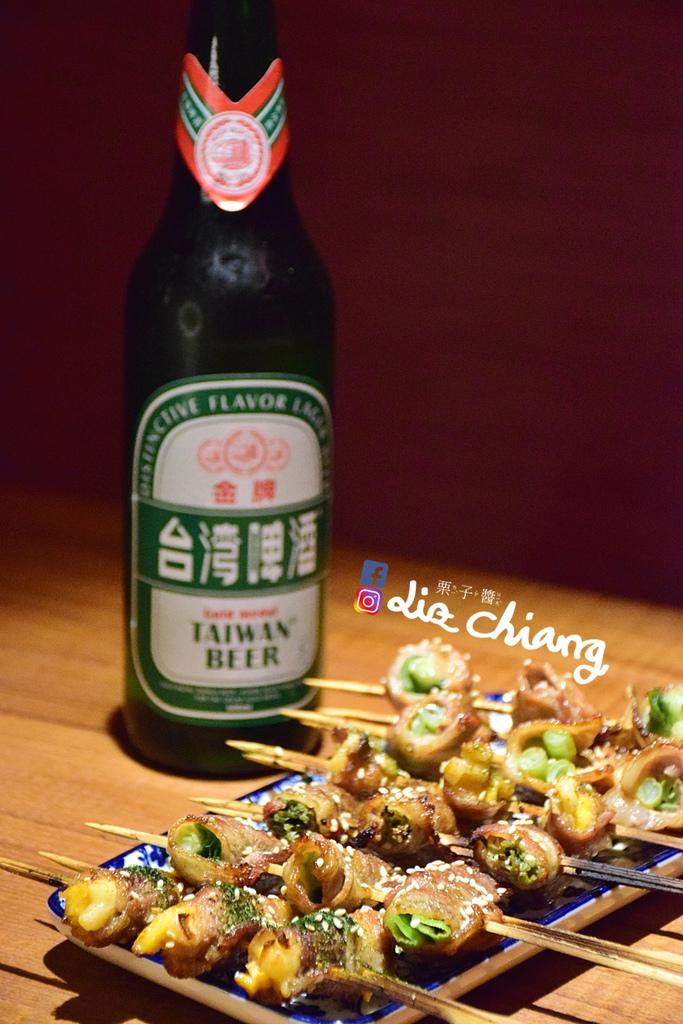 拿手串-串燒-消夜-台中美食DSC_0393Liz chiang 栗子醬.JPG