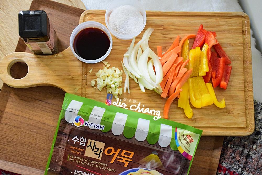 韓國進口食品-正安韓式料理-料理DSC_0015Liz chiang 栗子醬-台中美食部落客.JPG