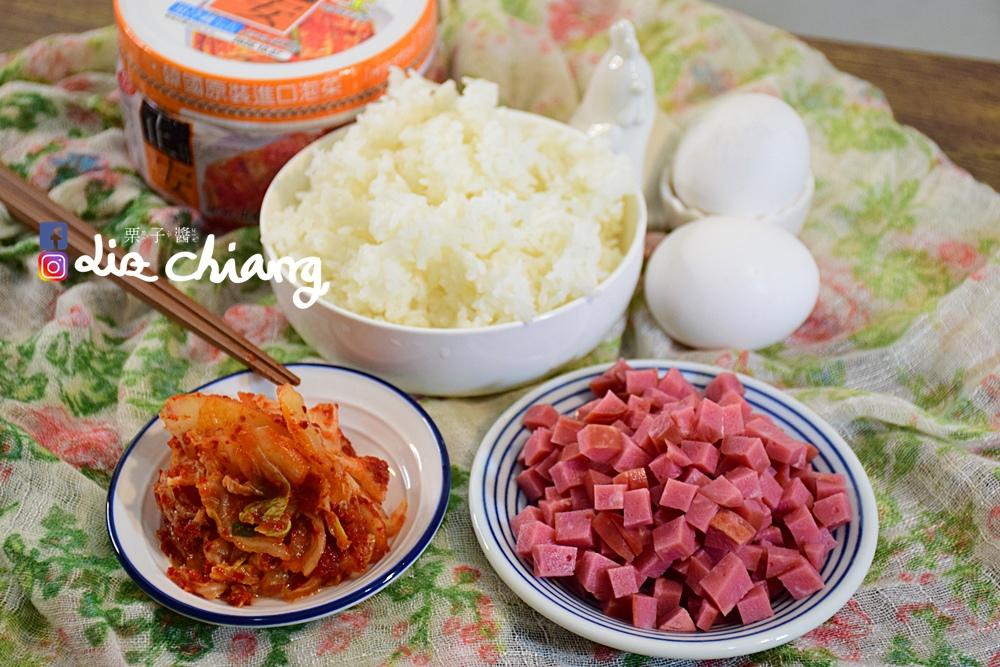 韓國進口食品-正安韓式料理-料理DSC_0474Liz chiang 栗子醬-台中美食部落客.JPG