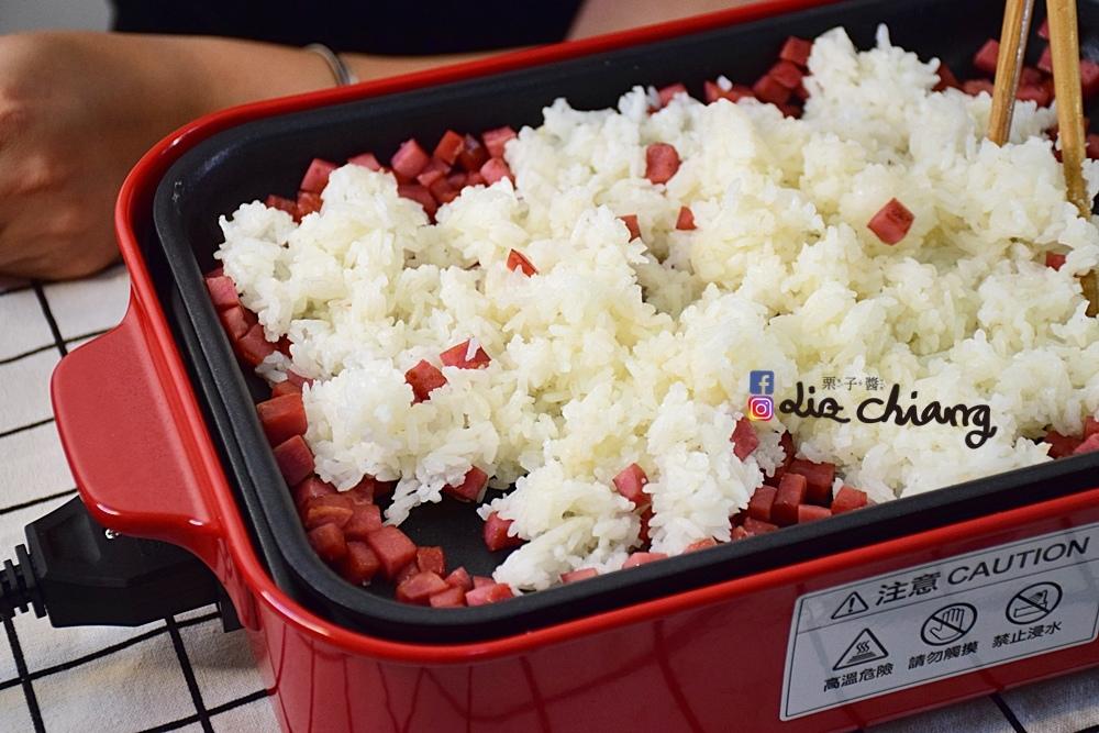 韓國進口食品-正安韓式料理-料理DSC_0482Liz chiang 栗子醬-台中美食部落客.JPG