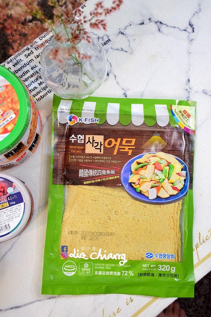 韓國進口食品-正安韓式料理-料理DSC_0072Liz chiang 栗子醬-台中美食部落客.JPG
