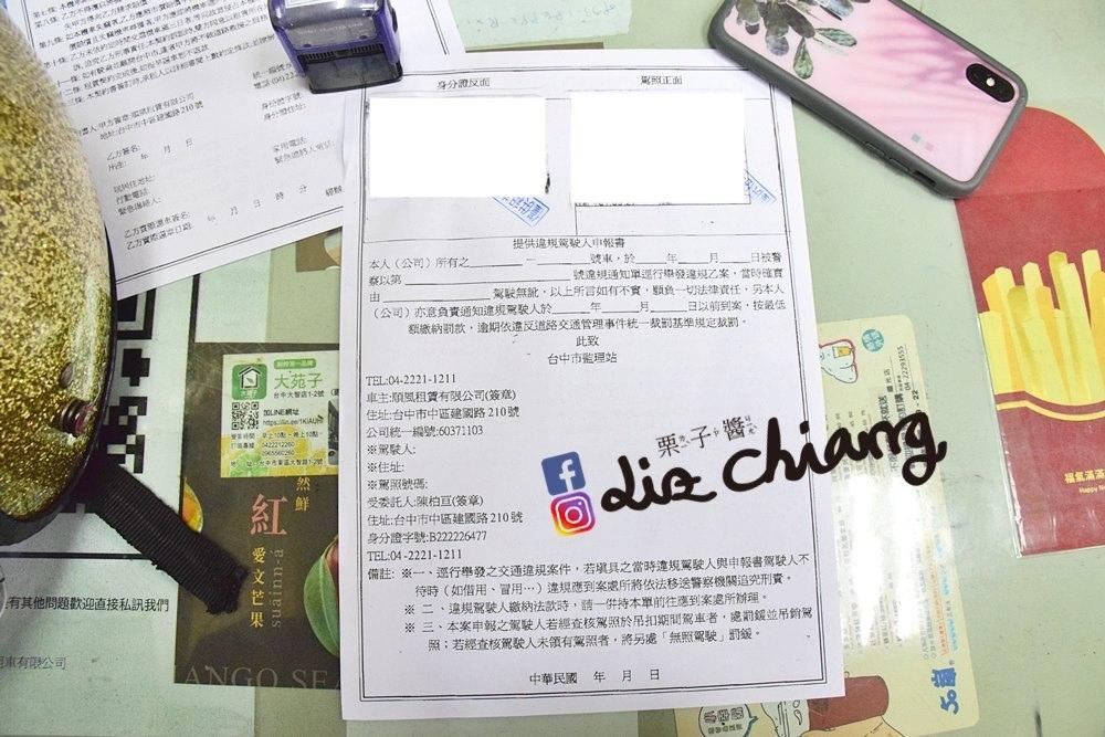 順風機車出租-台中摩托車出租DSC_0305Liz chiang 栗子醬-台中美食部落客-料理部落客.JPG