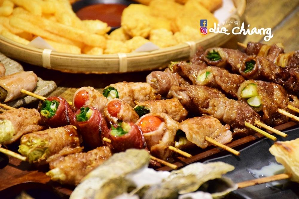 火奴-串燒,燒烤,台中DSC_0540Liz chiang 栗子醬-美食部落客-料理部落客.JPG