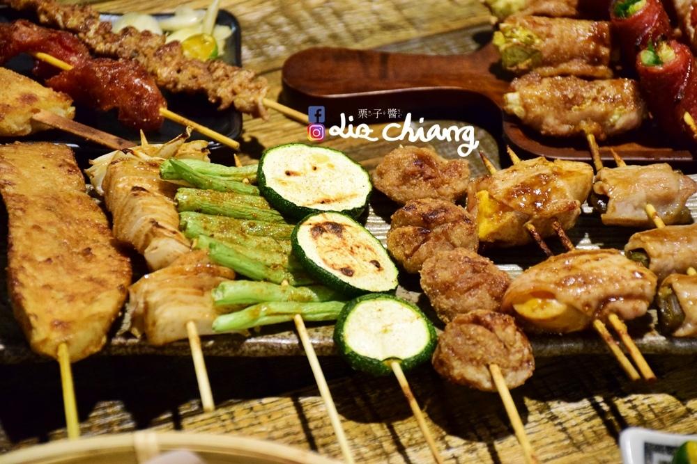 火奴-串燒,燒烤,台中DSC_0522Liz chiang 栗子醬-美食部落客-料理部落客.JPG