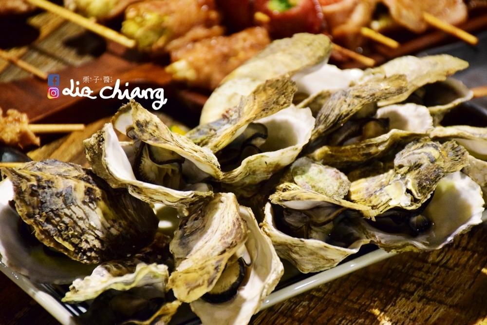 火奴-串燒,燒烤,台中DSC_0536Liz chiang 栗子醬-美食部落客-料理部落客.JPG