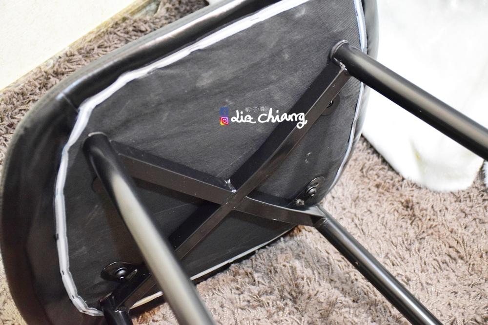 工業風椅子-Como科莫設計皮革-椅子-工業風DSC_0027 (2)Liz chiang 栗子醬-美食部落客-料理部落客.JPG