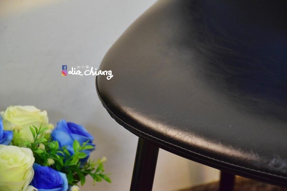 工業風椅子-Como科莫設計皮革-椅子-工業風DSC_0069Liz chiang 栗子醬-美食部落客-料理部落客.JPG