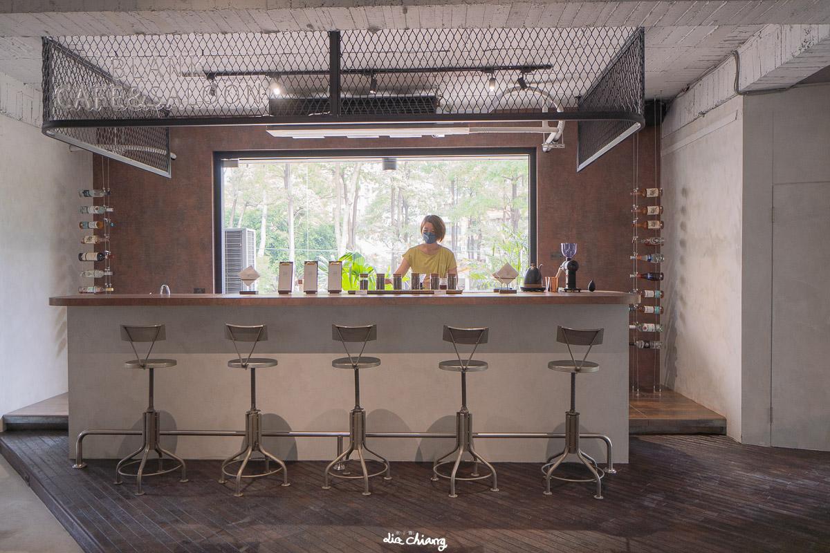 台中西區咖啡廳-清水模建築,輕新風格超好拍-blank plan 留白計畫 TOGO