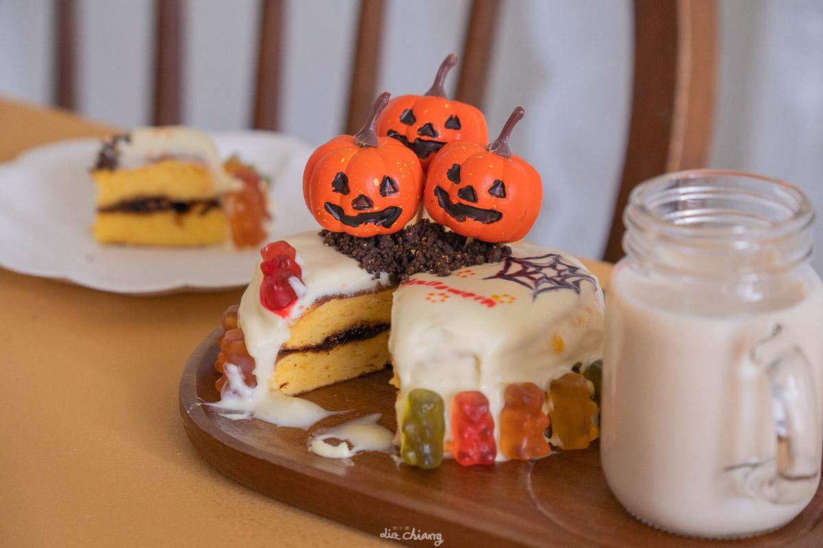 食譜分享-免烤箱蛋糕,平底鍋作蛋糕口感鬆軟蛋香四溢,新手也會作的蛋糕。